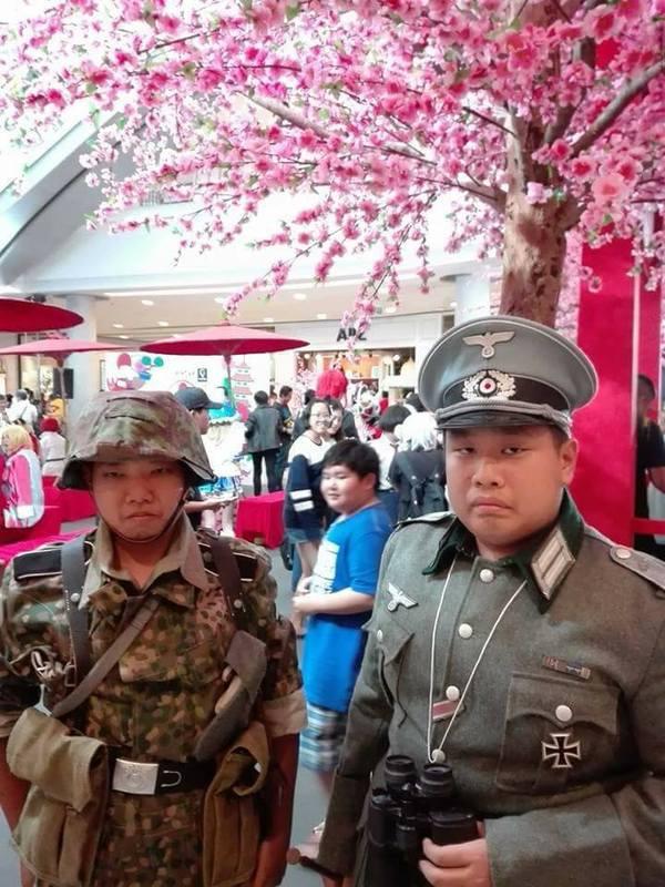 Военно-исторические реконструкции Таиланда.. Таиланд, историческая реконструкция, длиннопост