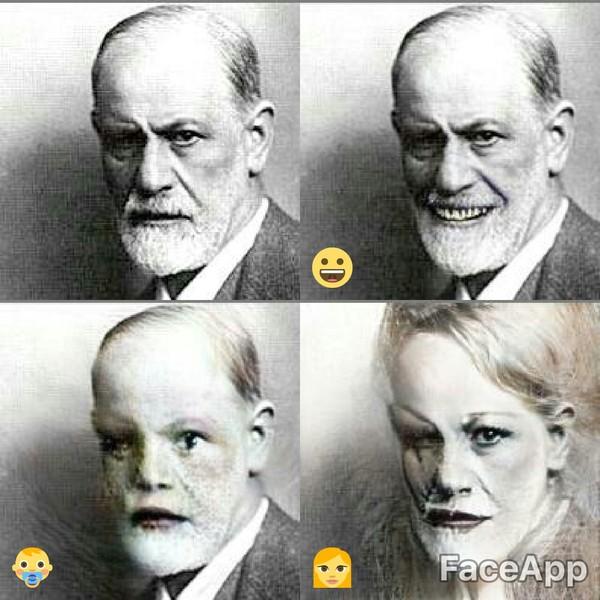 Дедушка Фрейдушка