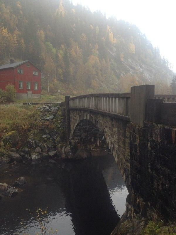 Еще немного Норвегии Норвегия, тролль, Мост, путешествия, водопад, длиннопост