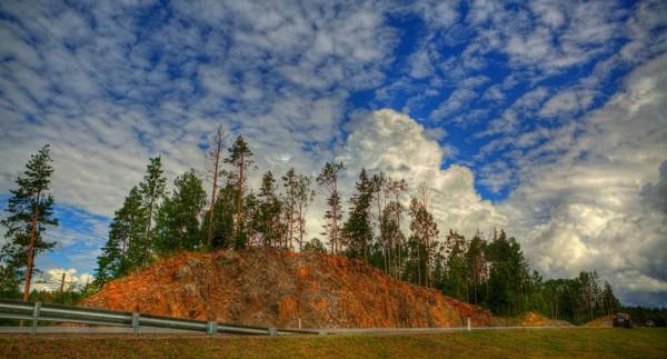 Прогулка по Карелии фотография, карелия, петрозаводск, hdr, длиннопост