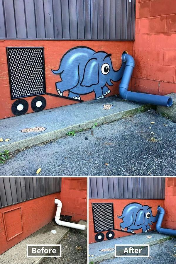Уличное искусство в Нью-Йорке уличноеискусство, Нью-Йорк, instagram, длиннопост