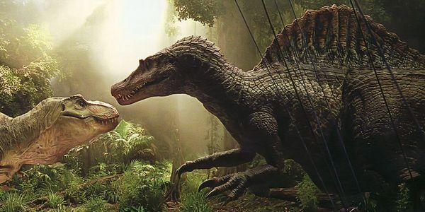 Палеоэкология в Парке Юрского периода 3 палеонтология, динозавры, Парк Юрского Периода, Фильмы, длиннопост