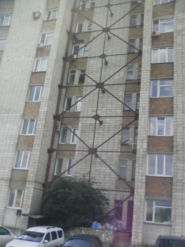 Усиление здания Строительство, омск, Усиление здания, длиннопост