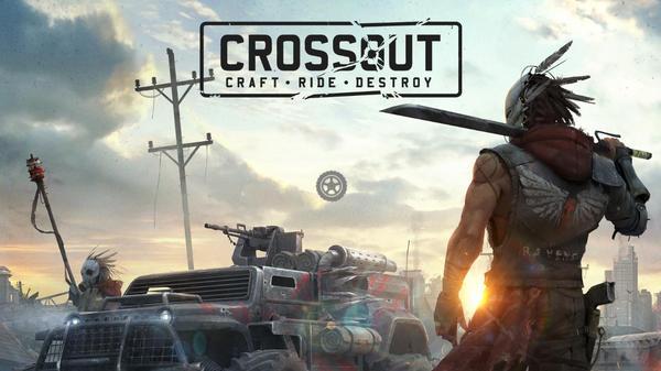 Crossout… Crossout, Компьютерные игры, IC обзор, Длиннопост, Action