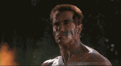 a review of the predator movie with arnold schwarzenegger