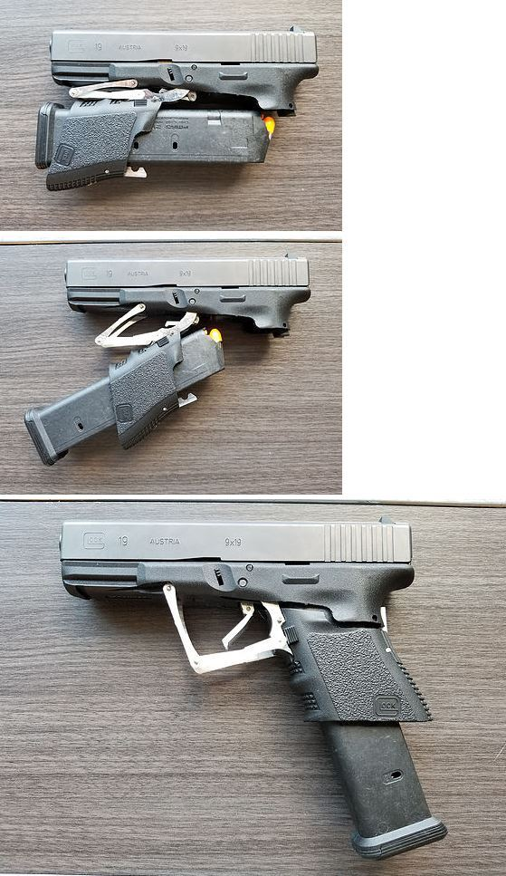 Glock-раскладушка Glock, Оружие, Трансформация