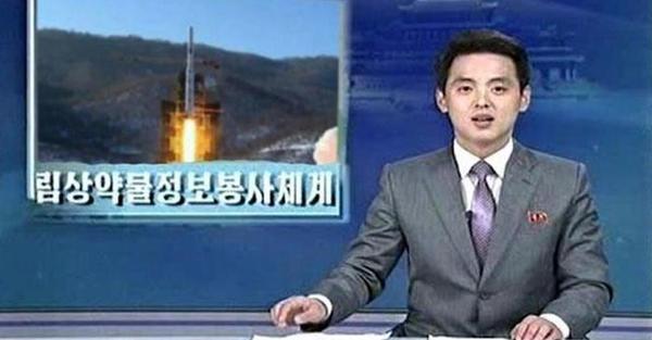 В КНДР рассказали по телевизору, что их космонавт приземлился на Солнце! Северная Корея, Солнце, Космонавт