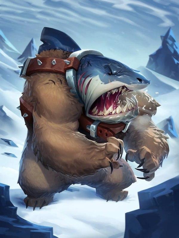 """Новые арты из дополнение """"Рыцари ледяного трона"""" Rumastud, Hearthstone, Арт, Blizzard, WOW, World of Warcraft, Длиннопост"""