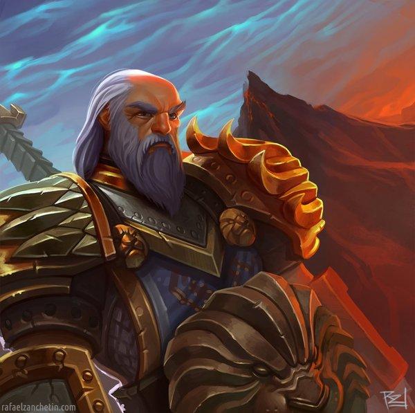 Авторские работы rafazanchetin Hearthstone, blizzard, арт, RumaStud, WoW, World of Warcraft, rafazanchetin, длиннопост