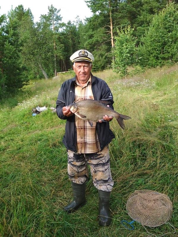 Дед красаучег! рыбалка, лещ, вкусно, фотография, длиннопост