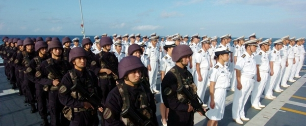Китайские войска обосновались в Африке Китайские войска, Африка, Китайские корабли в Африке, Военное присутствие Китая