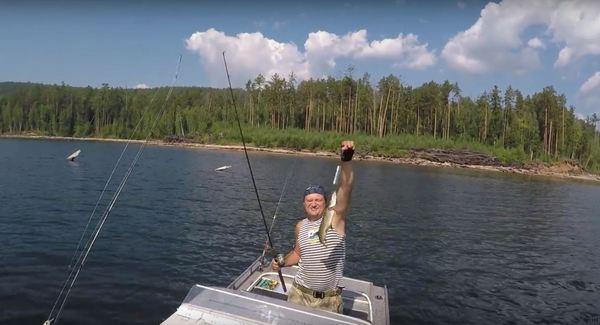 рыбалка сибиряки на байкале