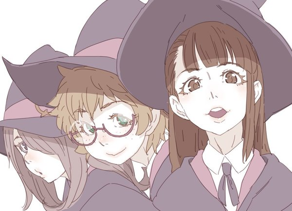 Little Witch Academia Little witch academia, Аниме, Длиннопост