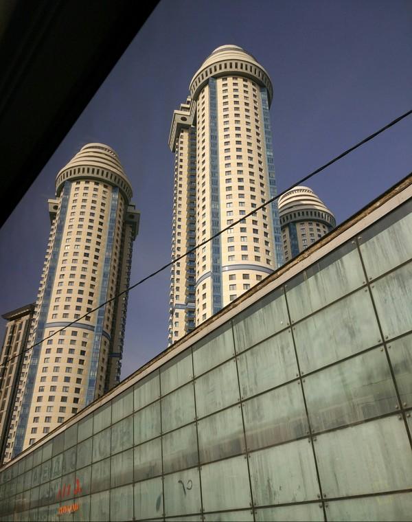 Архитектурный шедевр Москвы.