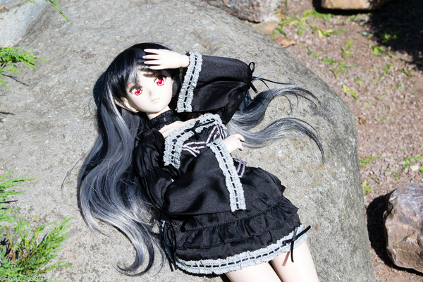 DollfieDream - Миэль гуляет DollfieDream, AZONE Doll, фотография, хобби, аниме, Кукла, длиннопост
