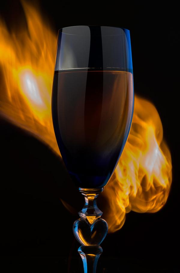 Огонь и стекло