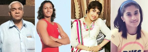 Индийская цена успеха или история семьи Пхогат Путь к успеху, Вера в своих детей, Спорт, Индия, Один против всех, длиннопост