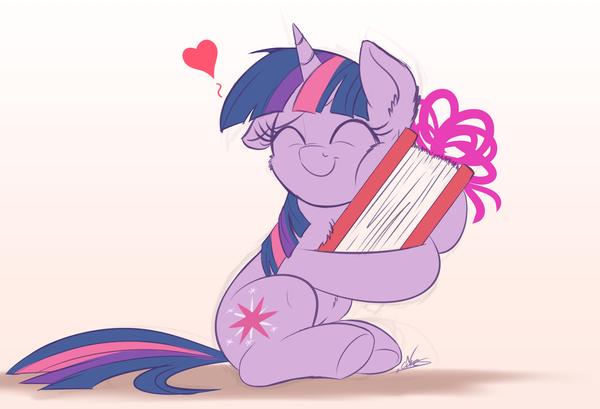 In Love My Little Pony, ponyart, Twilight Sparkle, NCMares