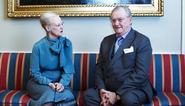 Отомстил Дания, король, Королева, Королевская семья, брак