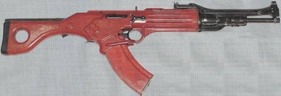 Несостоявшийся буллпапп по советски или автомат Коробова ТКБ-022 Автомат, Оружие, Коробов, длиннопост