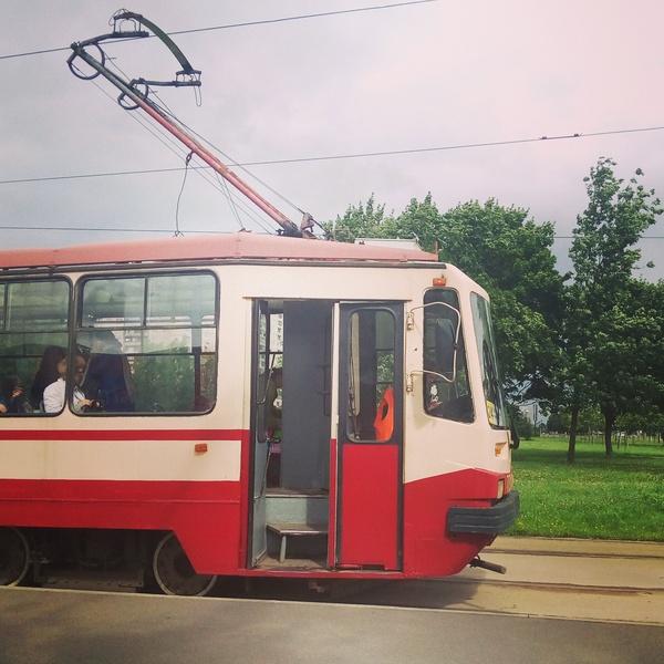 Трамвайное трамвай, жизнь