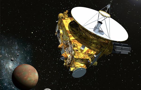 Межпланетная станция New Horizons в 2019 году сблизится с астероидом в поясе Койпера New Horizons, космос, астероид