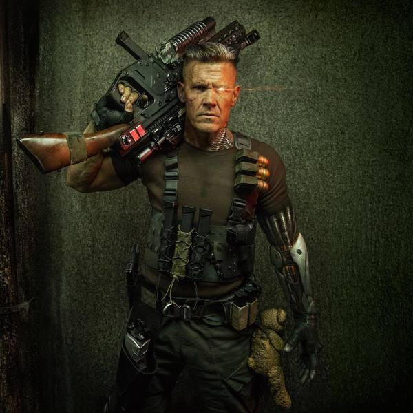 """Кэйбл из """"Дэдпула 2"""". Официальные фото Deadpool, Кэйбл, Джош Бролин"""