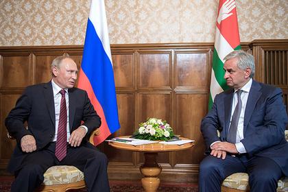 Россия вложит в Абхазию шесть миллиардов рублей Абхазия, Россия, Политика, Lentaru