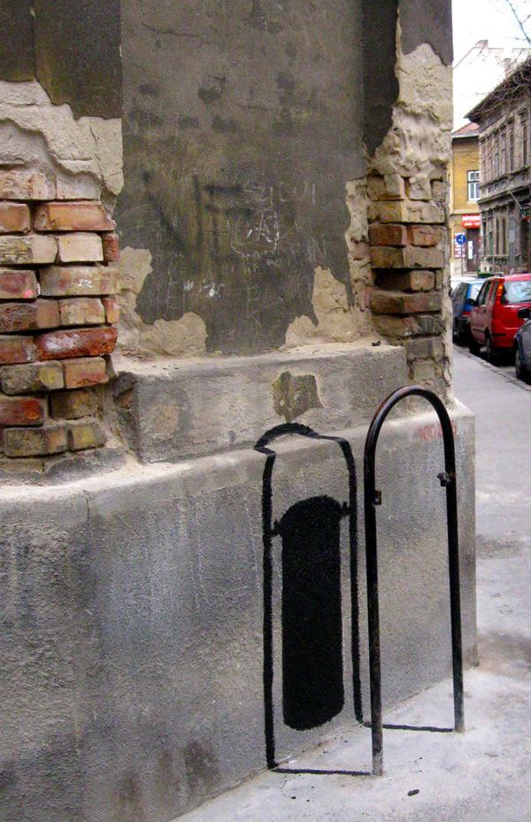 Стрит-арт в Венгрии