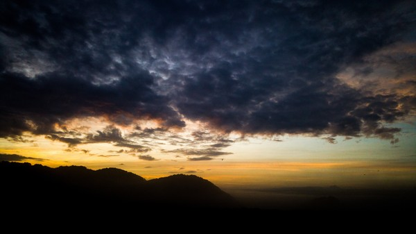 Камчатка. Халактырский пляж. Закат закат, Битва закатов, Камчатка, Природа, красота природы
