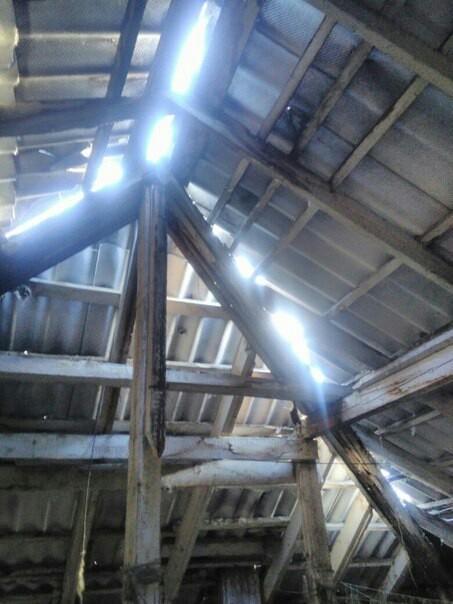 Люди обратились к мастеру ЖКХ на счёт протекающей крыши. Жкх, Крыша, Протекает крыша, Длиннопост