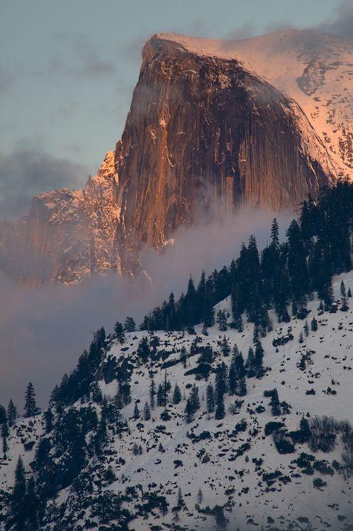 Прохлада снежных гор