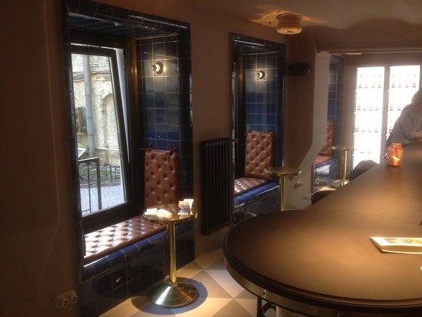 Наша новая керамика керамика осинина, окно, плитка, бар, длиннопост