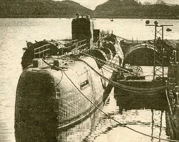 Тайны радиационной аварии в бухте Чажма не мое, РИА Новости, подводная лодка, авария, атомная подводная лодка, длиннопост