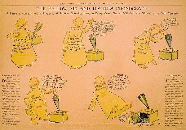История появления феномена жёлтой прессы США, История, Желтая пресса, Газеты, Журналистика, Фотография, Длиннопост, Копипаста