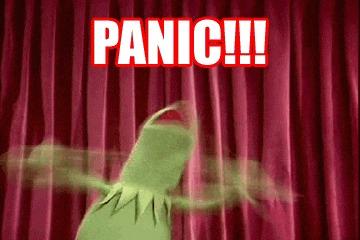 Тревога и Панические Атаки: Общее Представление психология, психотерапия, паника, панические атаки, тревога, Фобии, длиннопост, гифка