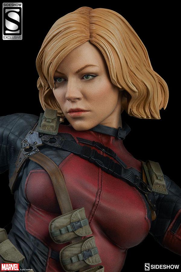 Компания Sideshow Collectibles выпустит статую Леди Дэдпул Комиксы, Deadpool, статуя, длиннопост, Marvel