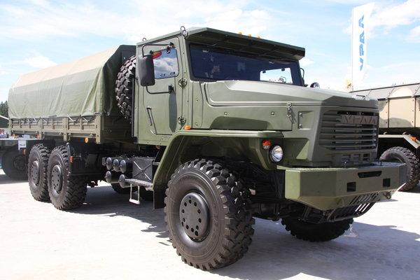 «Группа ГАЗ» запатентовала новое поколение армейских «Уралов» авто, Урал, армия, грузовик, длиннопост