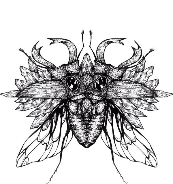 Немного моих эскизов XXVI эскиз, тату, эскиз татуировки, рисунок, графика, иллюстрации, длиннопост