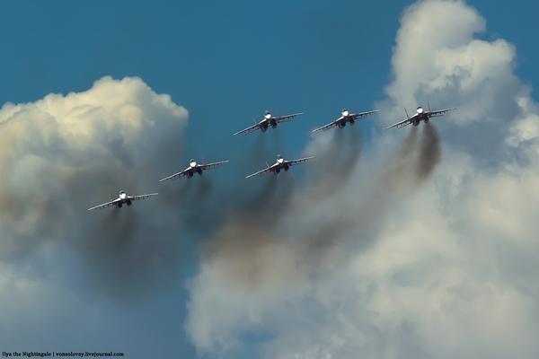 Ещё с МАКСа авиасалон, Жуковский, авиация, фотография, длиннопост
