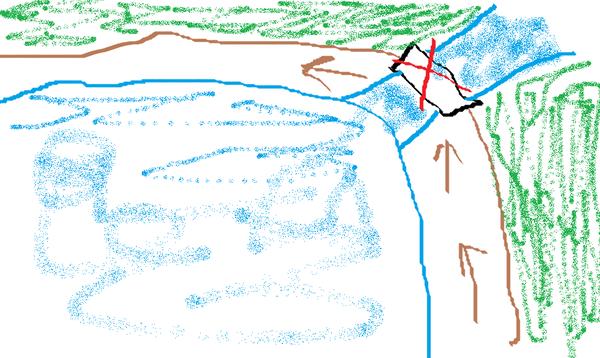 Как решить спор?... потоп, водохранилище, длиннопост, спор