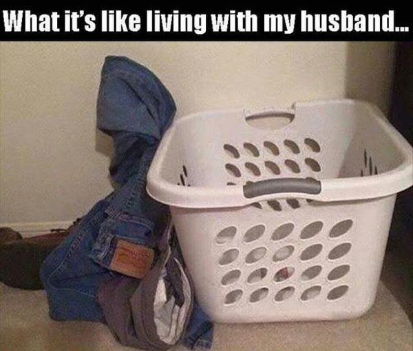 """""""Каково это, жить с моим мужем..."""" Мужчина, муж, перевод, 9gag"""