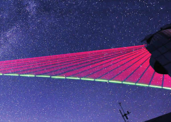 Китайские физики впервые наладили спутниковую квантовую связь наука, новости, физика, спутник, квантовый интернет
