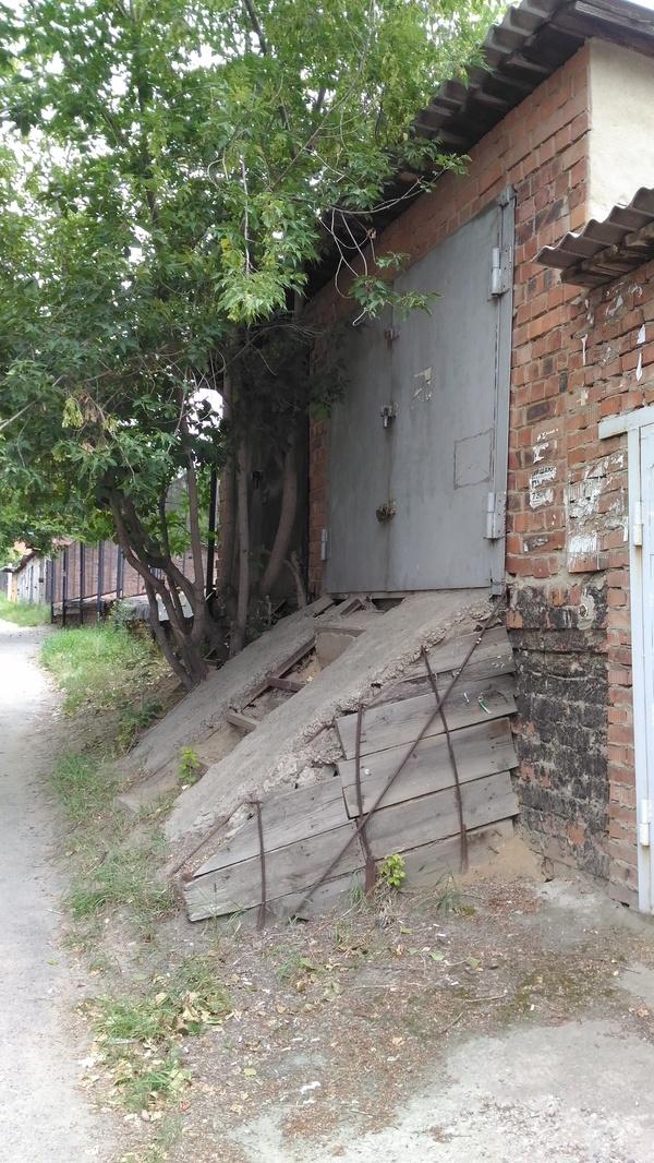 Противоугонка по Сибирски Иркутск, Гараж, странности, продам гараж, противоугонная система, орфография не мое, длиннопост