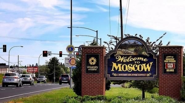 Wellcome to Moscow США, москва, география, познавательно
