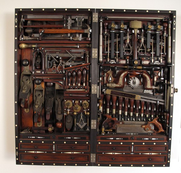 Инструментальный перфекционизм от Генри Стадли история, ретро, Инструмент, красота, перфекционизм, длиннопост