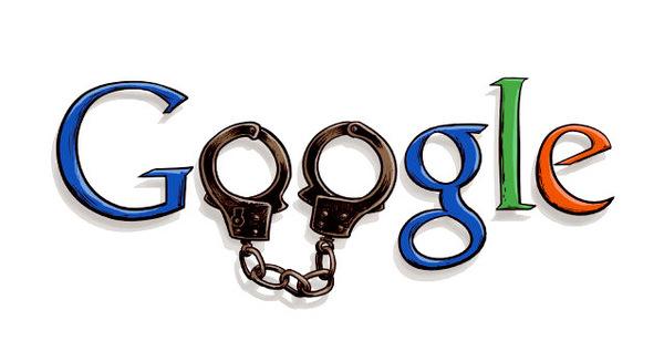 Цензура Google сокращает посещаемость сайтов левой ориентации цензура, google