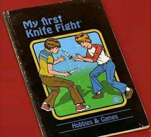 Интересная видно книжка. И игры прикольные. Хорошая книга, Нож, Хобби и игры