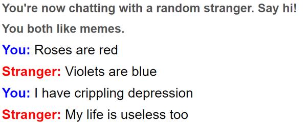 Ночной депрессии всем в ленту не мое, картинка с текстом, перевод, да я стащил пост с реддита, депрессия, мемы, Чат