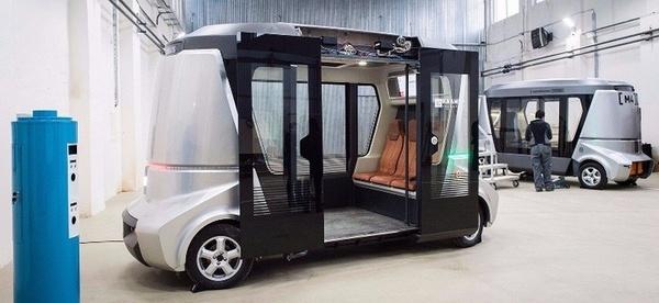 В Москве появилась первая трасса для тестов беспилотных машин беспилотный автомобиль, Москва, трасса, будущее